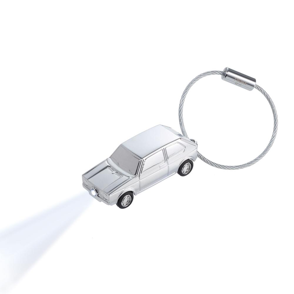 *福斯VW GOLF GTI 1976 LED鑰匙圈