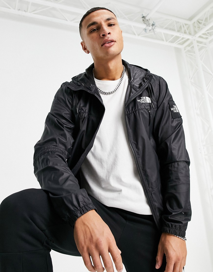 The North Face Black Box 1990 wind jacket in black