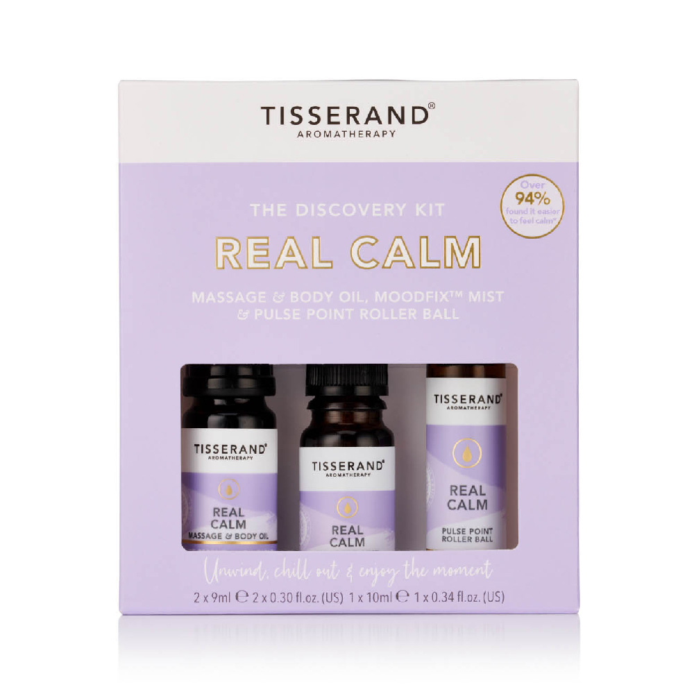 NEW 【安穩心靜超值體驗感受組】Real Calm Discovery Kit