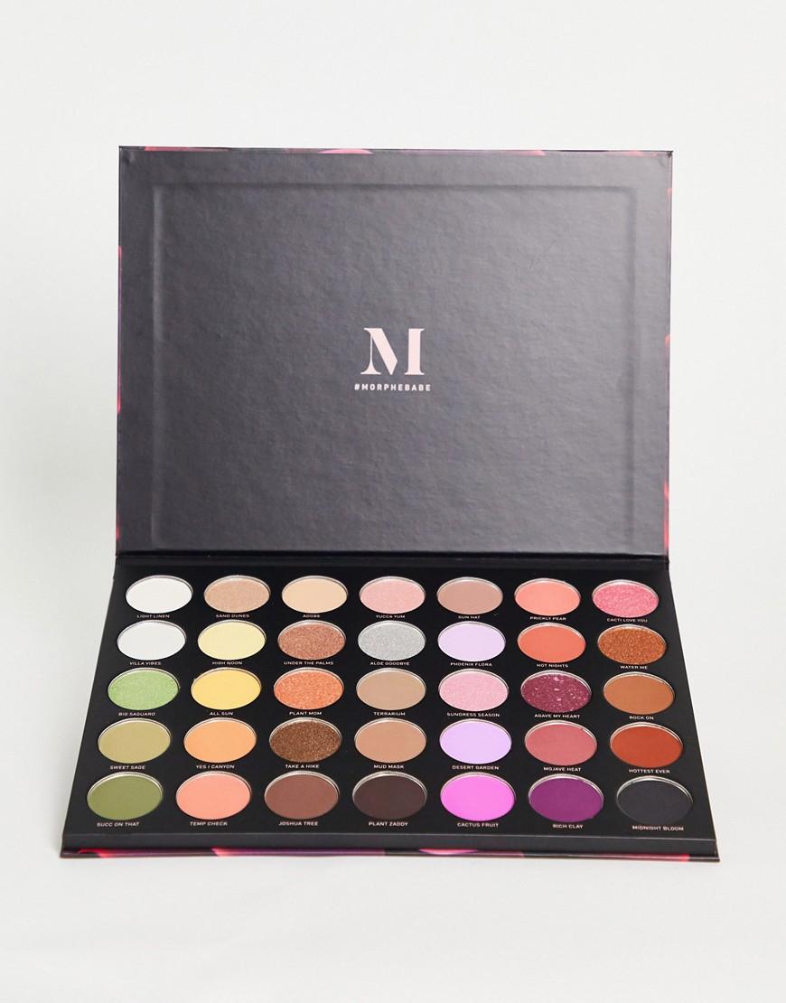 Morphe 35D Desert Bouquet Artistry Palette-Multi