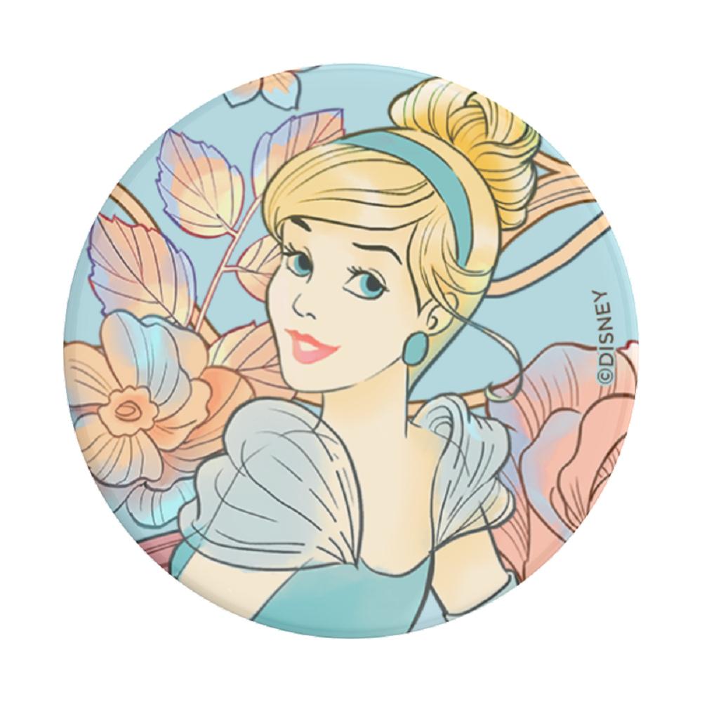 泡泡騷 - 水彩風格 灰姑娘仙度瑞拉