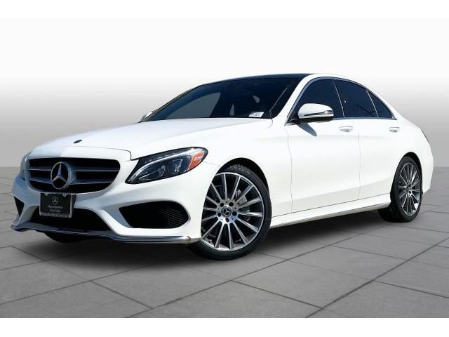 [訂金賣場]Certified 2018 C 300 Sedan