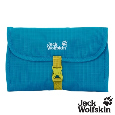 【Jack wolfskin 飛狼】Chame 掛壁旅行盥洗包 洗漱包『藍』