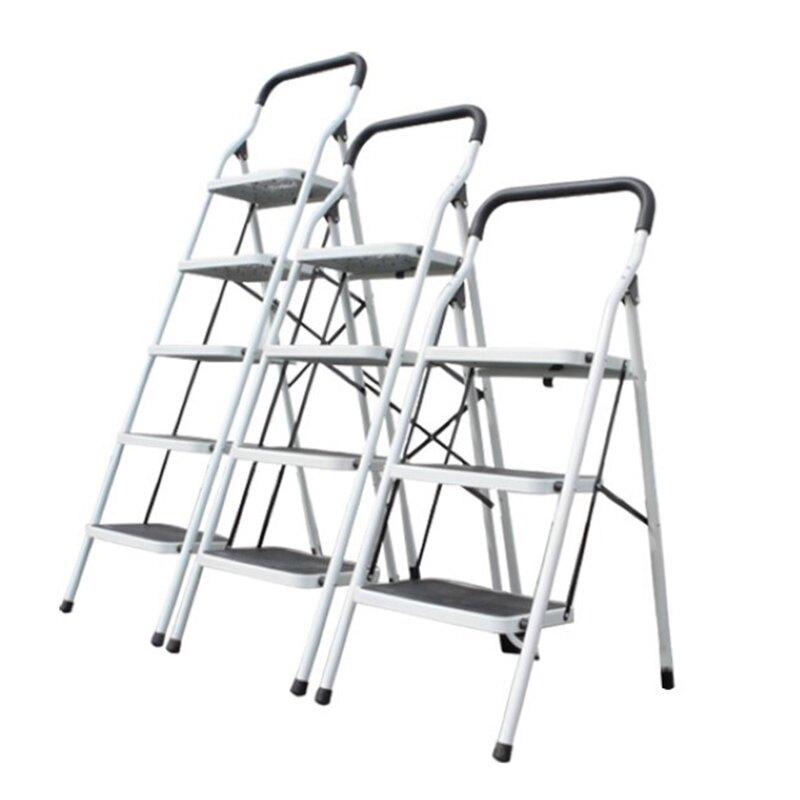 樓梯椅 工具梯 安全梯 防滑梯 梯子 A字梯 爬梯 家用梯子 馬椅梯 摺疊梯 手扶梯 功能梯 三/四/五階【C0013】