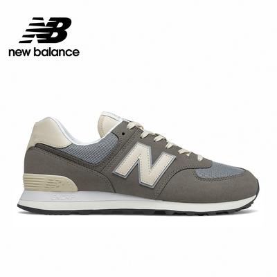 【New Balance】復古運動鞋_中性_灰藍_ML574SRP-D楦