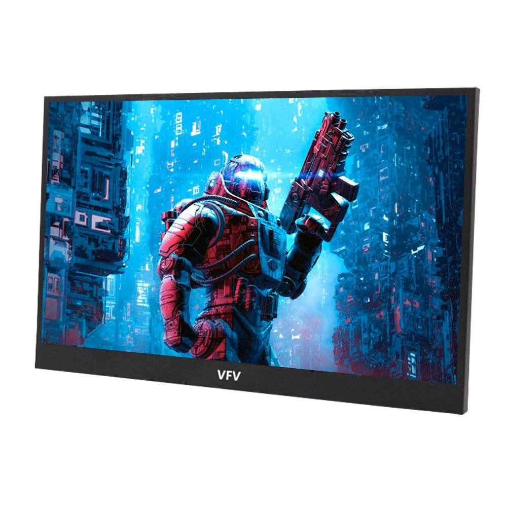附支架 PLAYTV-17RA 17吋高畫質可攜式螢幕 分屏擴展 IPS螢幕 A規螢幕