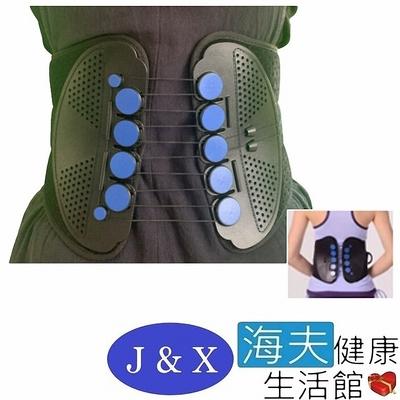 佳新 軀幹裝具 未滅菌 海夫健康生活館 佳新醫療 滑輪設計 透氣性佳 滑輪護腰_JXLS-163