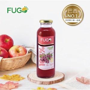 【FUGO】巴西進口紅玫瑰葡萄汁(300ml*12入)