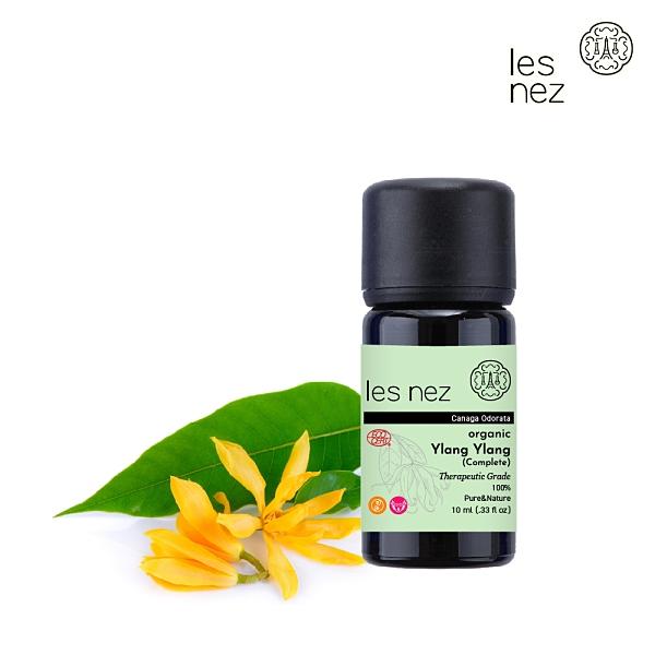 【Les nez 香鼻子】100%天然有機完全依蘭精油 10ML