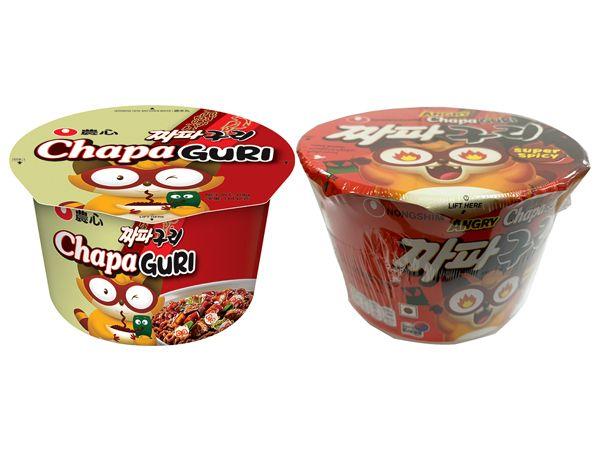 韓國 農心~浣熊炸醬烏龍碗麵114g(碗) 原味/辣味 款式可選【DS001418】