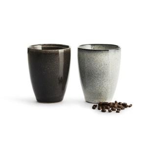 Nature瓷釉彩水杯組2入