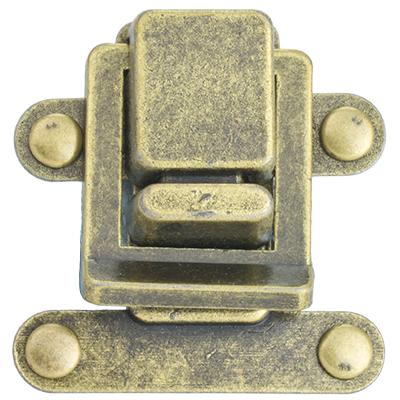 IVAN 青古銅造型皮包扣1298-14