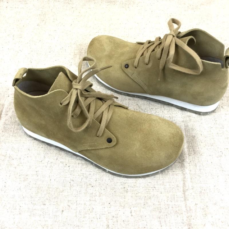勃肯Dundee沙色、黑色短靴休閒鞋Birkenstock 草屯店