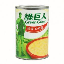綠巨人 珍珠玉米醬 418克24罐1箱