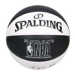 SPALDING NBA SUPER FLITE系列#7號合成皮籃球-7號球 斯伯丁