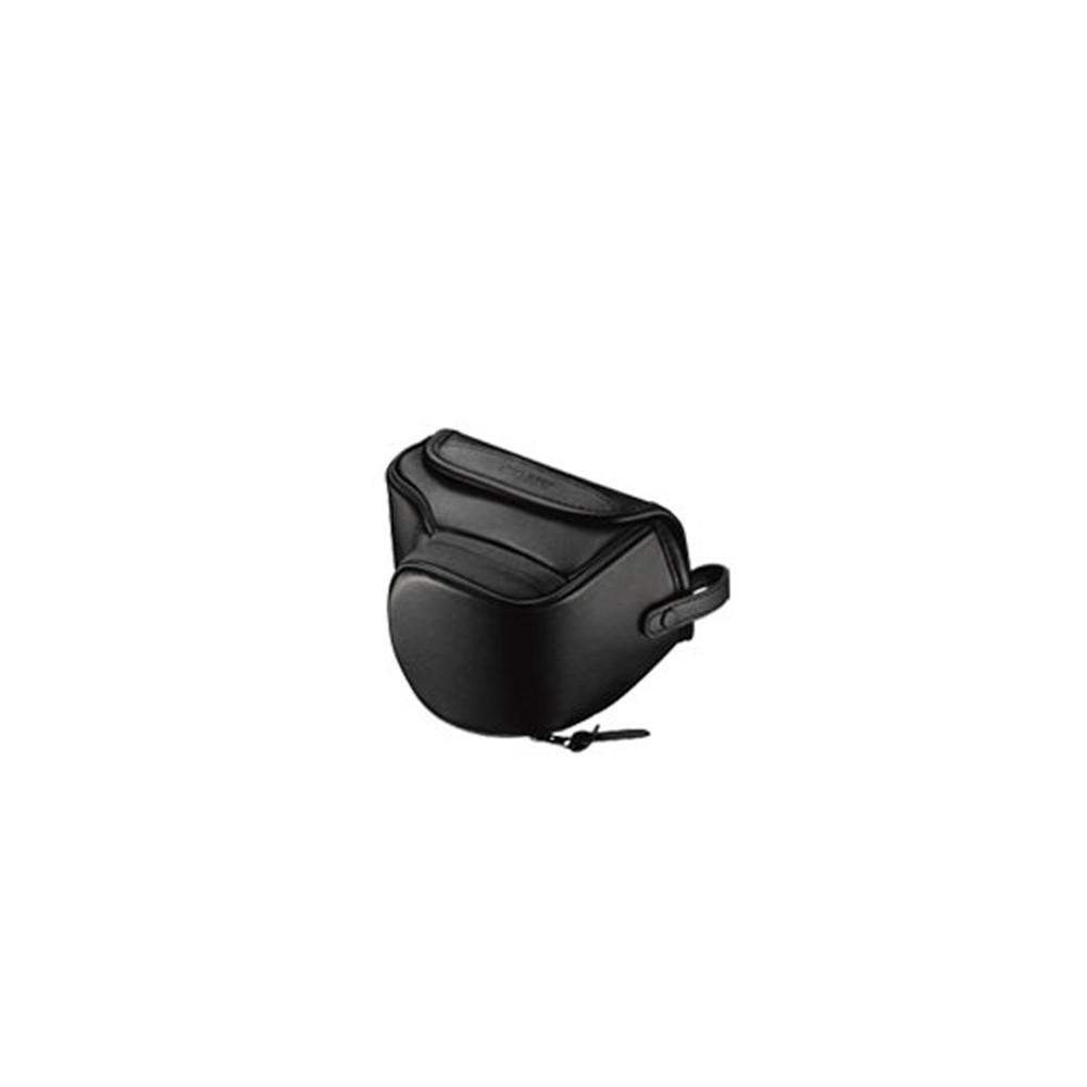 SONY LCS-EMJ 軟質皮質鏡頭套 保護包 相機包 伸縮式設計 收納小物 可搭手腕帶 肩背帶 相機專家 [公司貨]