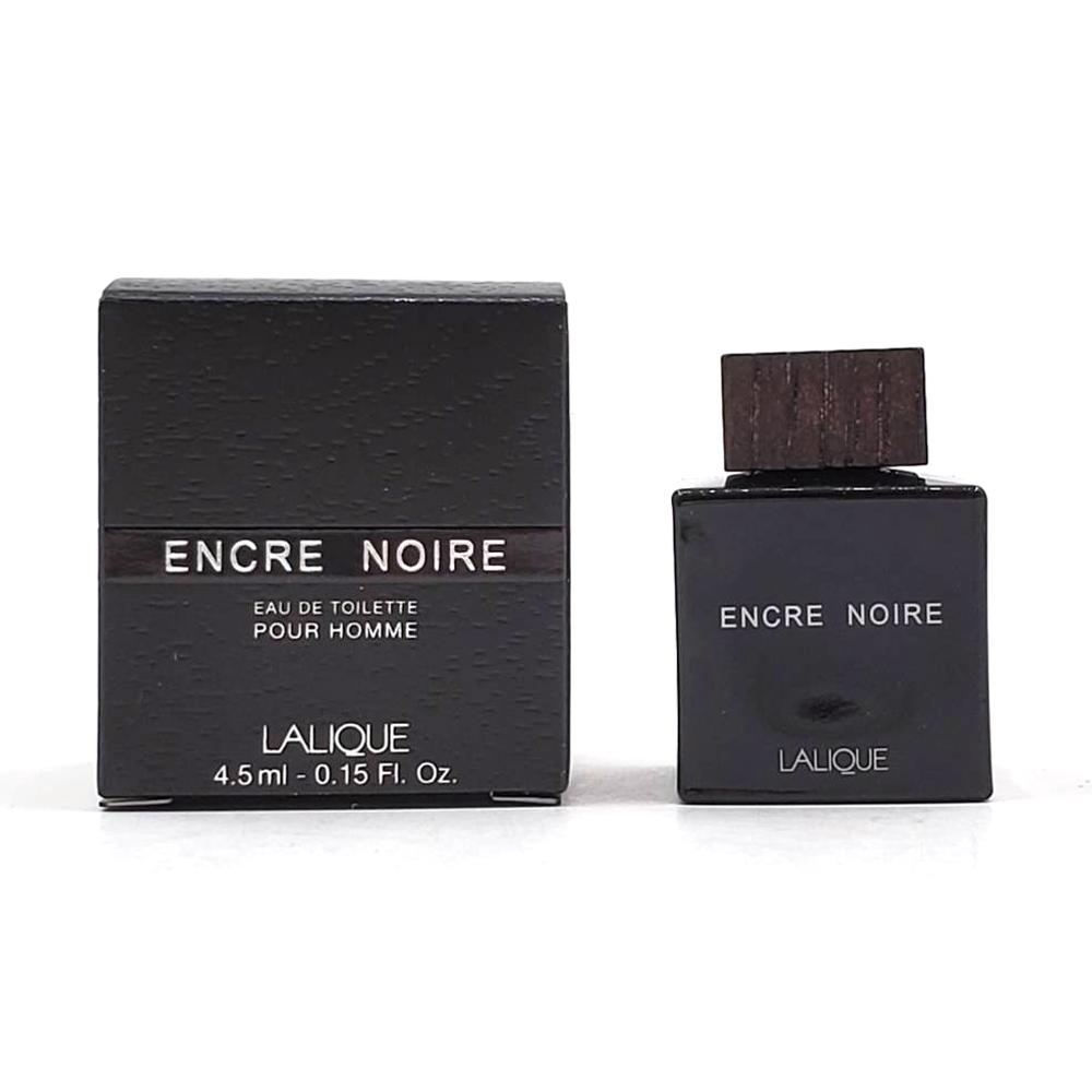 LALIQUE ENCRE NOIRE黑澤男淡香水4.5ml-平輸