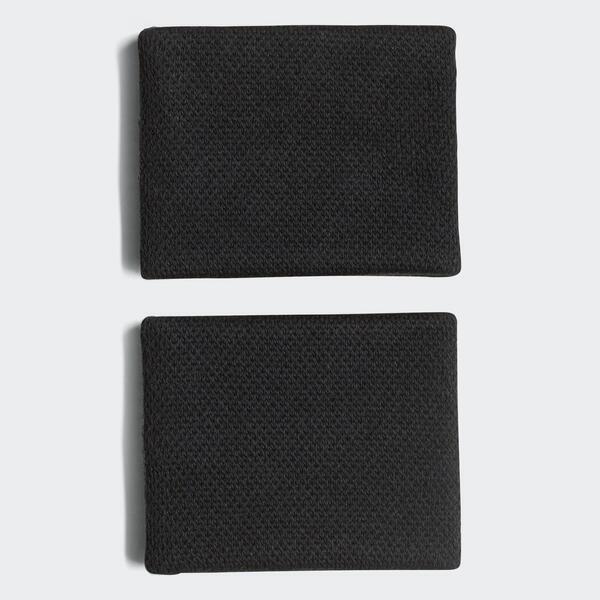 Adidas Tennis Wb S [CF6280] 腕帶 運動 打球 健身 單色 吸濕 排汗 乾爽 彈性 黑