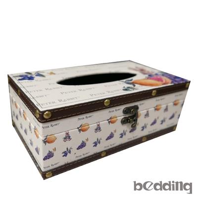 比得兔Peter Rabbit彼得兔 復古面紙盒(3款)