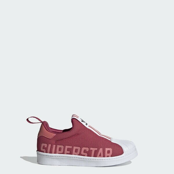 Adidas Superstar 360 X C [FX4917] 中童鞋 運動 休閒 套入式 舒適 經典 保護 粉紅