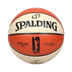 SPALDING WNBA-PU 6號籃球-訓練 室內 室外 戶外 6號球 斯伯丁