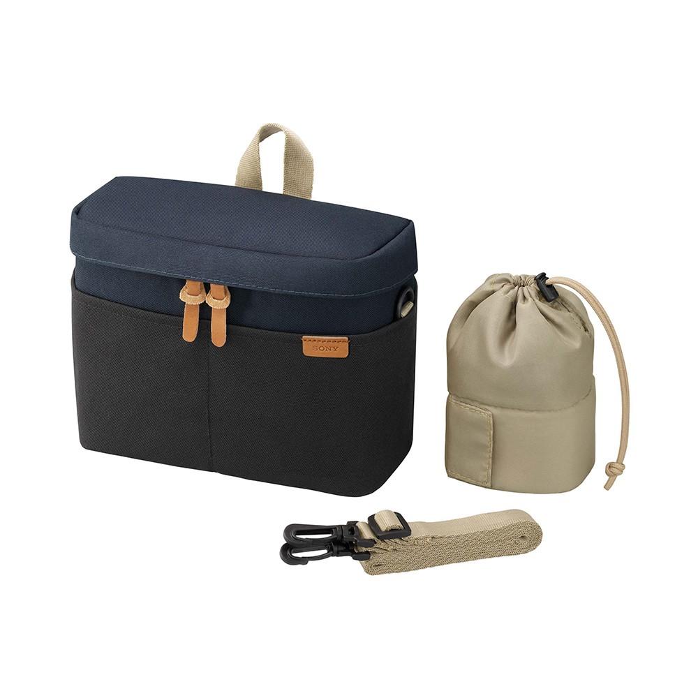 SONY LCS-BBK 相機專用軟質攜行包 袋中袋設計 保護包 相機內袋 相機包 附背帶 相機專家 公司貨