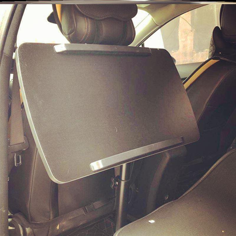 車用桌車上寫作業桌后座后排折疊式前邊學習桌商務小桌板多功能車載折疊【HZL601】