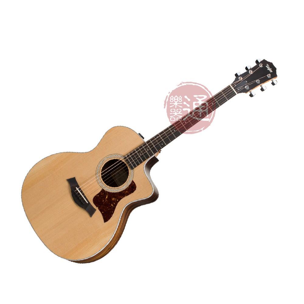 Taylor / 214ce 41吋面單電木吉他【樂器通】