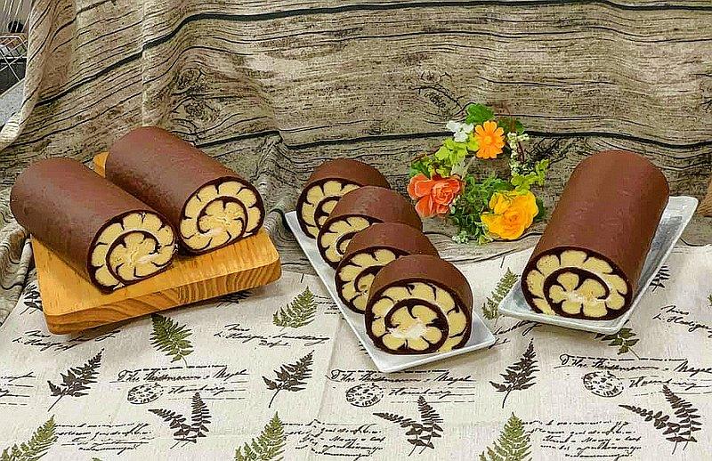 7/24 88節來點不一樣的 轟火輪蛋糕捲+焦糖布丁乳酪燒 假日課