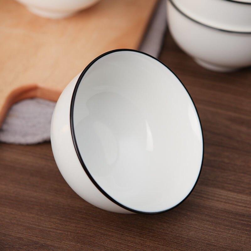 限時特賣 麥兜日式餐具套裝 家用飯碗 碗 陶瓷碗 單個大碗 吃飯碗 小碗 碗筷