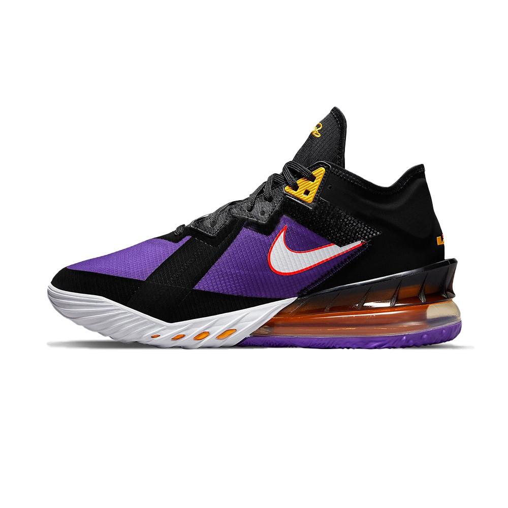 Nike Lebron XVIII EP 男鞋 藍黑 緩震 氣墊 XDR耐磨 籃球鞋 CV7564-003