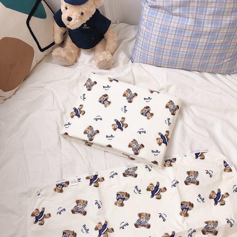 姨媽墊女宿舍學生生理期床墊專用防水可洗純棉月事月經墊隔尿墊