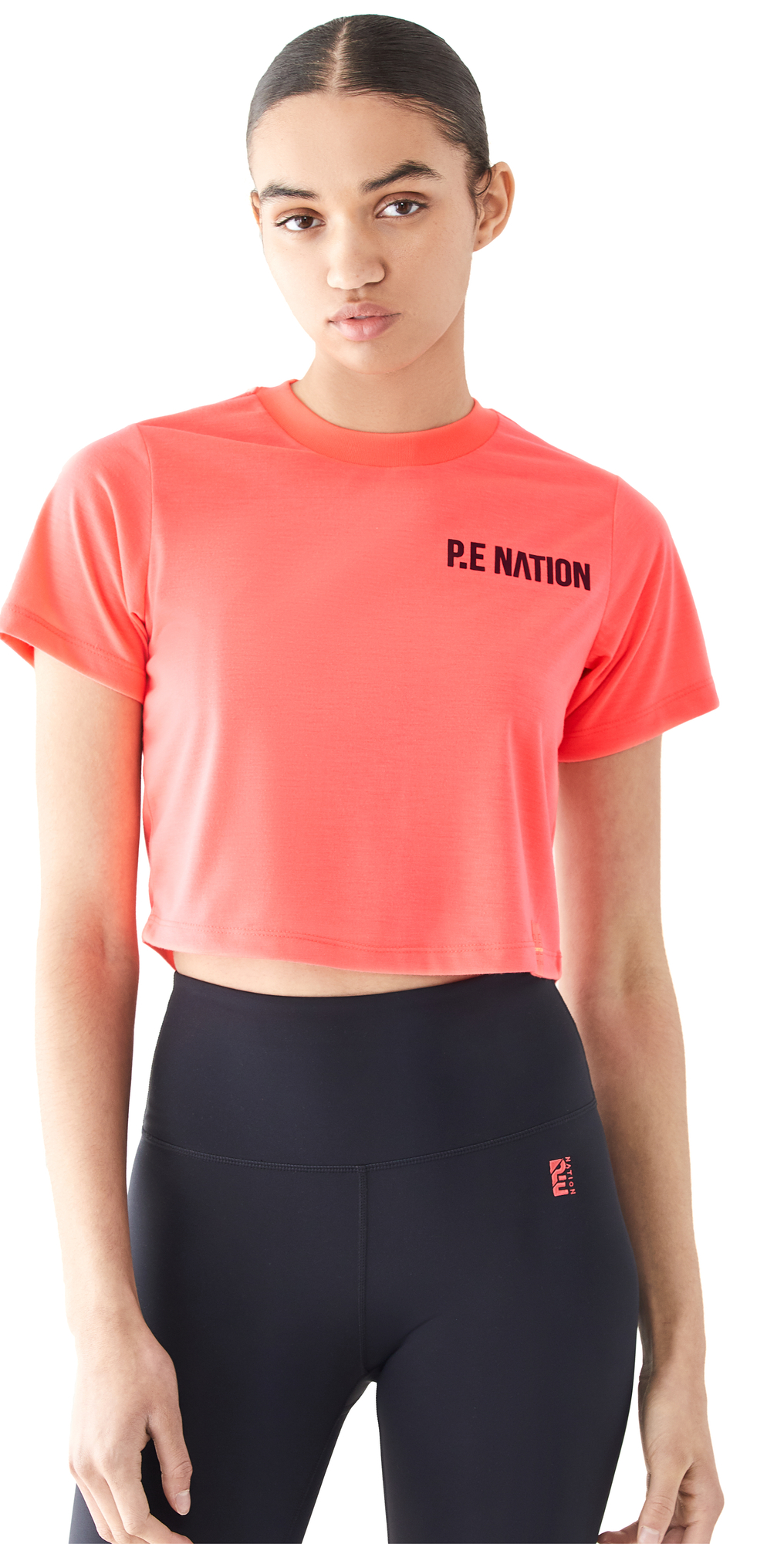 P.E NATION Box Out Tee