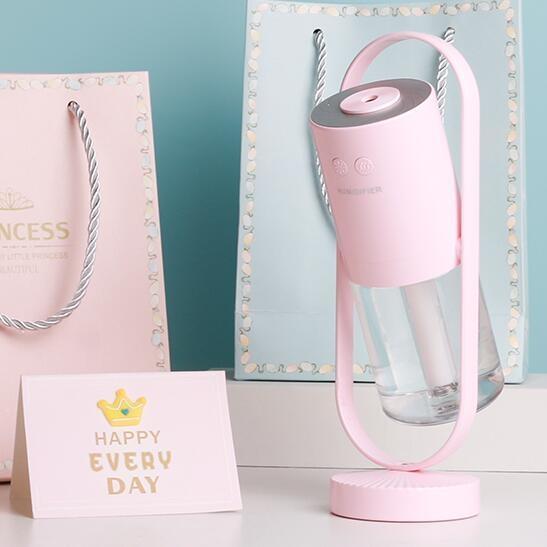 加濕器 加濕器家用靜音臥室充電小型便攜式辦公室桌面學生宿舍迷你噴霧【免運】