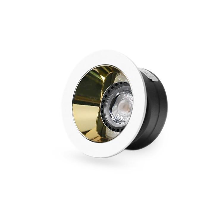 LED崁燈 6cm 7W 香檳金 Brian系列崁燈