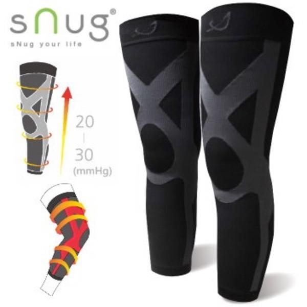 【SNUG】運動壓力壓縮全腿套(多款可選)<蝦皮團購>