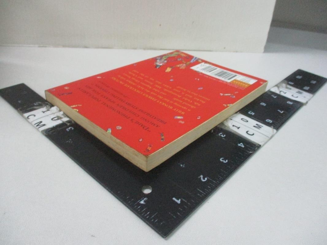 【書寶二手書T1/兒童文學_C3W】Charlie and the Chocolate Factory (PMC) (Puffin Modern Classics)_Dahl, Roald/ Blak