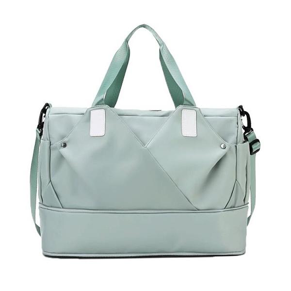 出行李袋可套拉桿箱大包女大容量出差短期旅行旅游衣服包手提輕便 幸福第一站