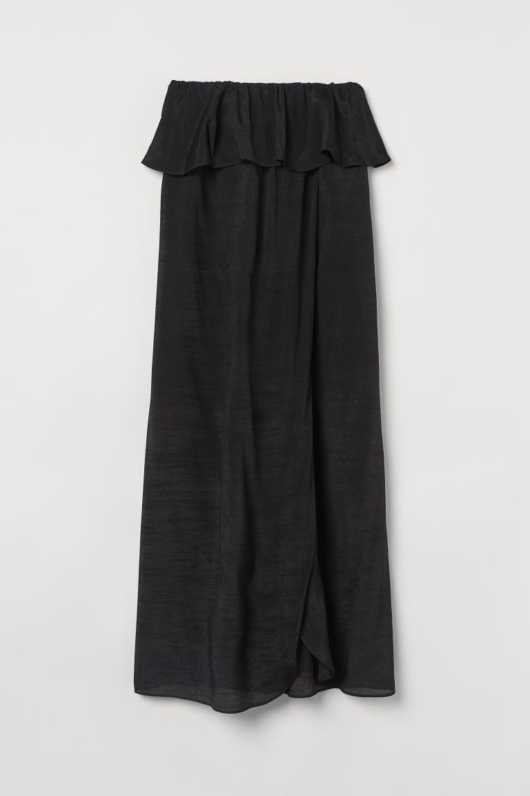 H & M - 海灘洋裝 - 黑色