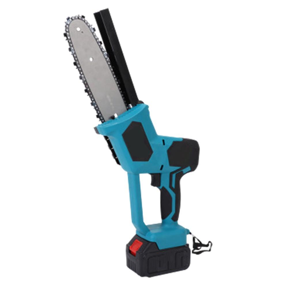 電鏈鋸 現貨12H21v迷妳充電式電鋸 多功能無線鋰電單手鋸 伐木砍樹家用小型電動手鋸/可開超取