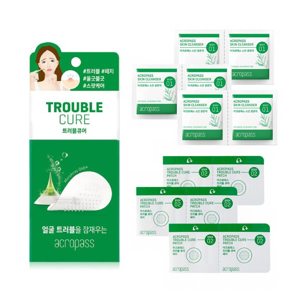 【ACROPASS青春鬥護理微針貼片】韓國微針青春痘護理貼片|痘痘|微針貼|痘痘貼片|