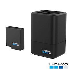 【GoPro】HERO5 Black專用雙電池充電器AADBD-001(公司貨)