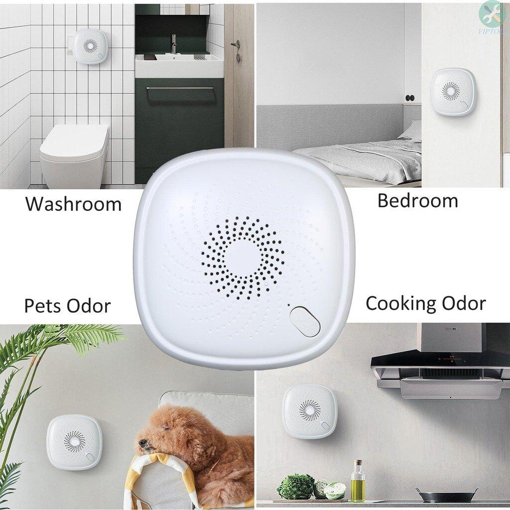 空氣淨化器家用負離子臭氧空氣消毒機除甲醛異味衛生間廁所除臭神器美規