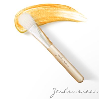 【黃金面膜專用】多用途專業敷臉刷