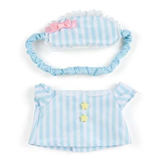 【領券折$30】小禮堂 帕恰狗 絨毛玩偶衣服 換裝娃娃衣 布偶衣 玩偶配件 (綠 拍照道具)