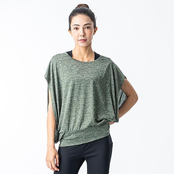 運動T恤TA210181(商品不含內搭與配件)-百貨專櫃品牌 TOUCH AERO 瑜珈服有氧服韻律服