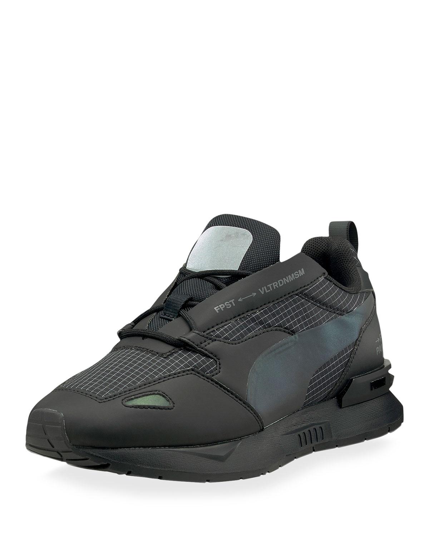 Men's x Felipe Pantones Mirage Mox Tech Iridescent Trainer Sneakers
