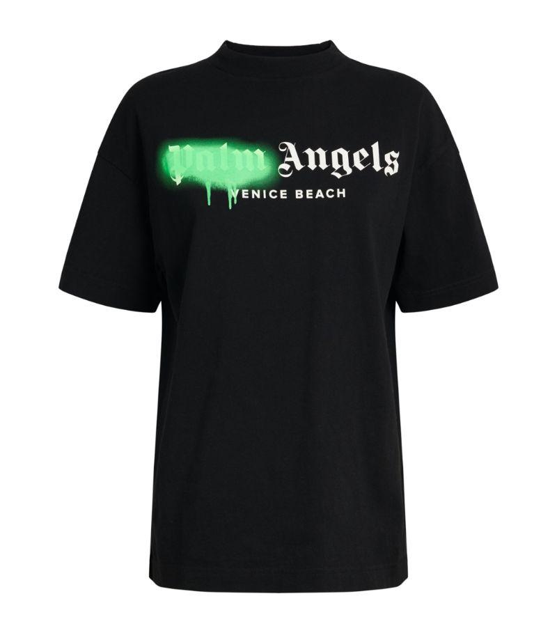 Palm Angels Venice Beach Sprayed T-Shirt