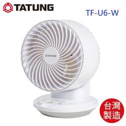 TATUNG 大同 6吋 USB小扇 (TF-U6-W)