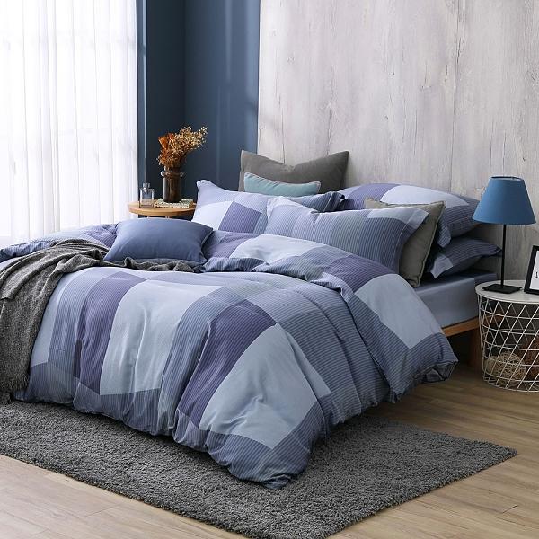 鴻宇 雙人床包兩用被套組 天絲300織 洛普 台灣製 T20112